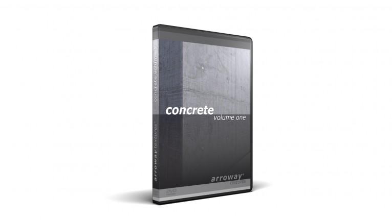 Arroway Textures - Concrete Volume One