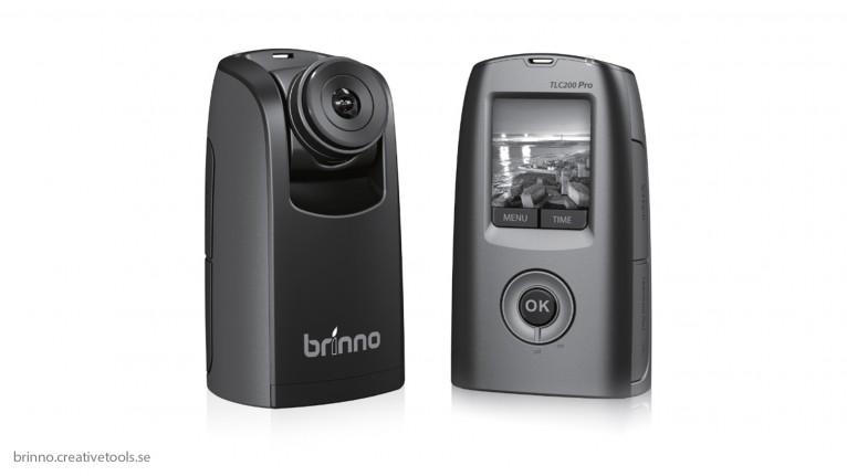Brinno - TLC200PRO Time Lapse Camera