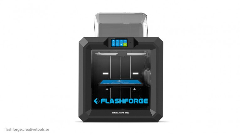 Flashforge - Guider IIs v2 (with High Temp Extruder)